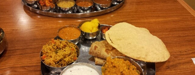 Sangeetha Restaurant is one of I've Been Here!.