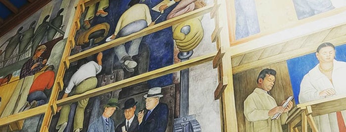 diego rivera gallery is one of Outsidelands.