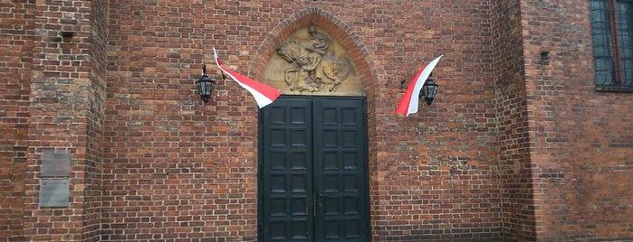 Kościół św. Marcina is one of Poznan!.