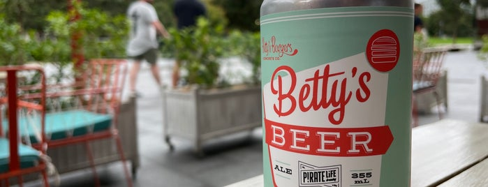 Betty's Burgers & Concrete Co. is one of EAT SYDNEY.