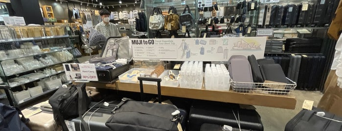 MUJI 無印良品 is one of Sydney City,NSW.