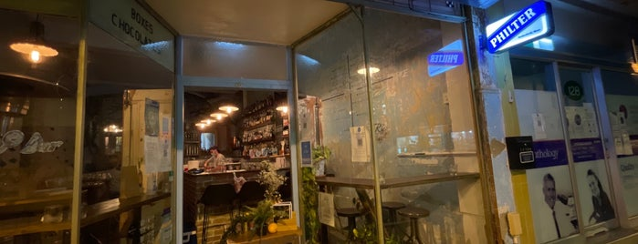 The Rio Milk Bar is one of To-do - Restaurants & Bars.