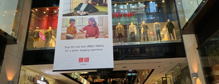 UNIQLO is one of Day trip syd.