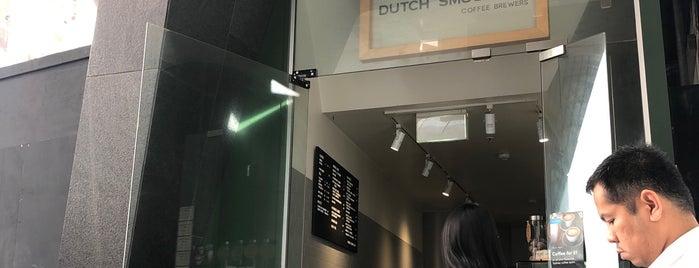 Dutch Smuggler is one of Sydney.