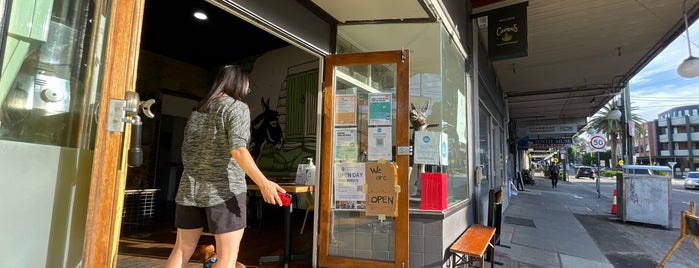 Little Mule is one of Sydney Brunch and Coffee Spots.