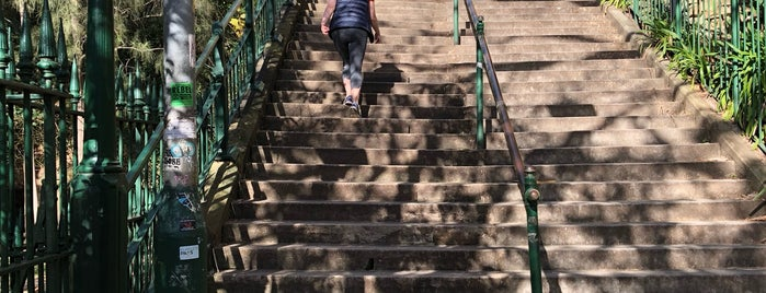 McElhone Stairs is one of Posti che sono piaciuti a Tamara.