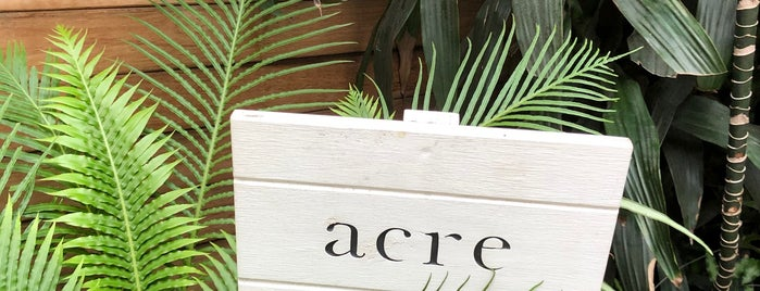 Acre Farm and Eatery is one of Nom Nom Nom.
