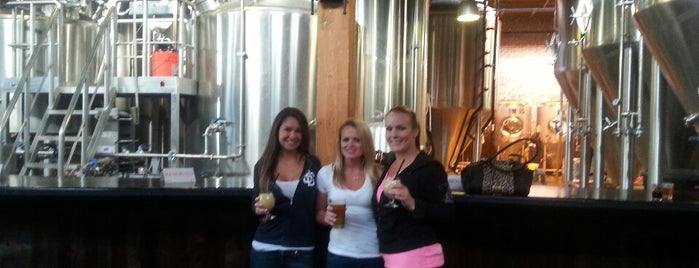 Mission Brewery is one of San Diego Trip 3.