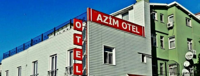 Azim Otel is one of ENESさんのお気に入りスポット.