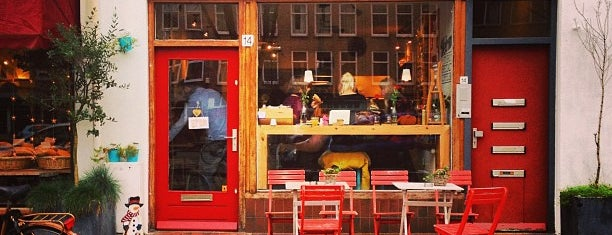 Coffee Bru is one of My Amsterdam.