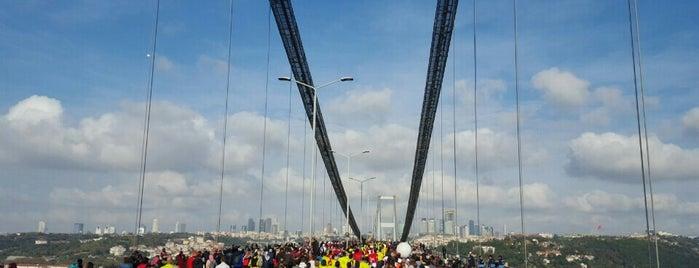 Vodafone 37. İstanbul Maratonu is one of Sultan 님이 좋아한 장소.