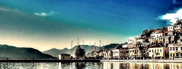 Marmaris Marina is one of Tempat yang Disukai Engin.