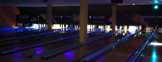 AMF Alexandria Lanes is one of Food & Fun.