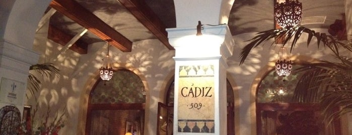 Cadiz is one of Essen 14.