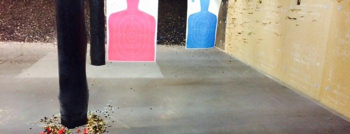 Safe Shot Indoor Range is one of Reno.