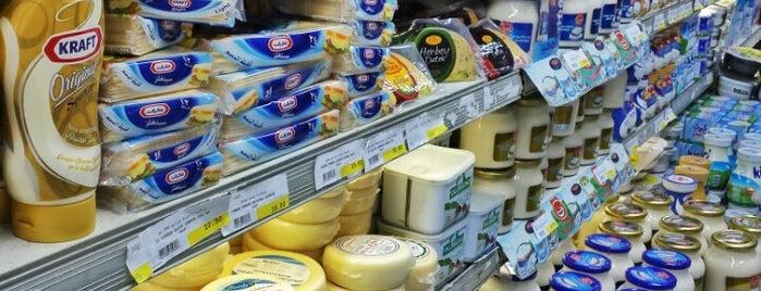 ASTRA Supermarket is one of Orte, die HUSSAIN gefallen.