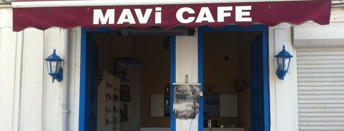 Mavi Cafe is one of Alternatif Kafeler İstanbul.