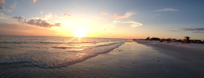 Siesta Beach is one of USA #4sq365us.