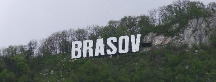 Brașov is one of Lieux sauvegardés par Thomas.