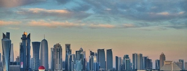 Corniche is one of Qatar.