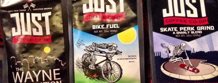 Stir It Up Coffee Shop is one of Lugares favoritos de IS.