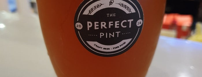 The Perfect Pint is one of Drink Craft Not Crap.