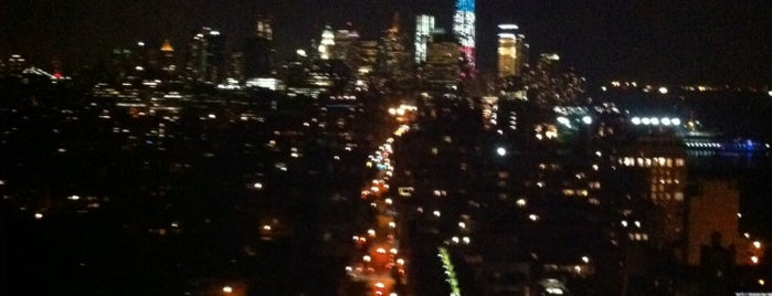 Top of The Standard is one of NYC Rooftops.