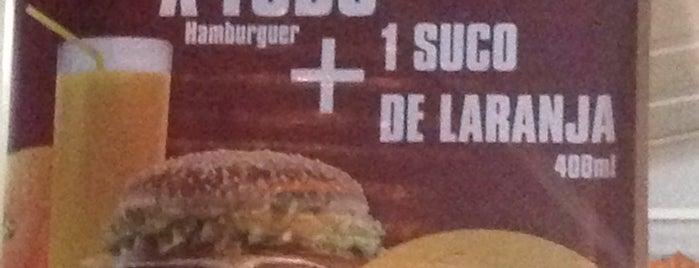 Fish Burger is one of Tempat yang Disukai Fernando.