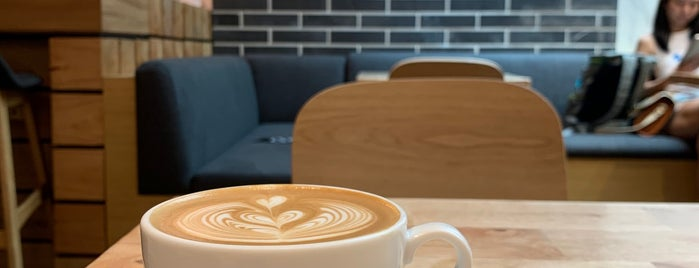 Baristart Coffee is one of Best Expresso In Singapore #coffee.