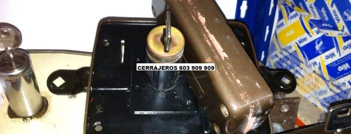 Cerrajeros Mancha Real 603 909 909 is one of Orte, die RapidTecnic 603 908 603 gefallen.