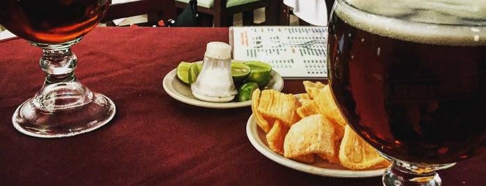Restaurante Bar Las Jacarandas is one of JORGE 님이 좋아한 장소.
