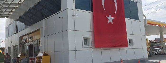 Shell Altınhan Petrol is one of Elif : понравившиеся места.