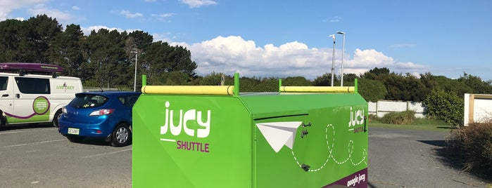 Jucy Rentals is one of Neuseeland 2016.