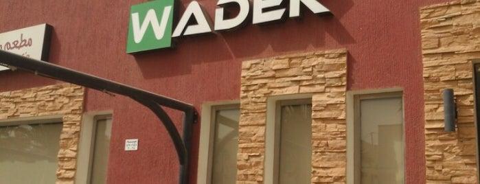 Wadek is one of Riyadh.