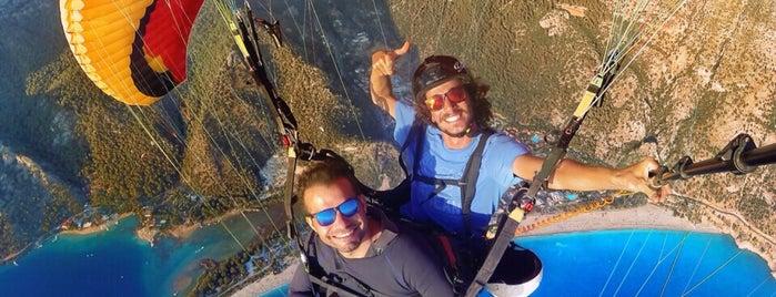 Deepblue Paragliding is one of Fethiye ♡ Ölüdeniz.