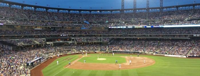 Citi Field is one of MLB Stadium Quest.