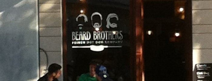 Beard Brothers Hot Dogs is one of Leipzig.