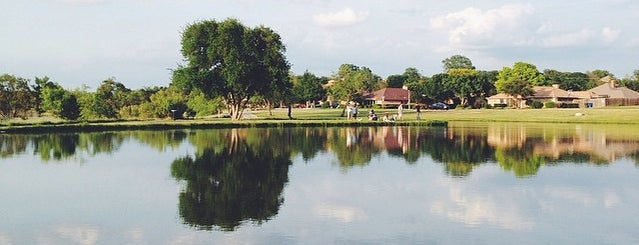 Martha Pointer Park is one of Dallas Parks.