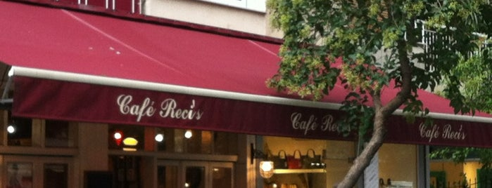 Cafe Reci's is one of Alsancak.