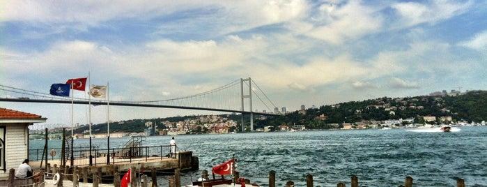 Beylerbeyi Köy Kahvesi is one of İstanbul Yeme&İçme Rehberi - 4.