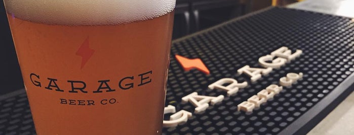 Garage Beer Co. is one of Barcelona Craft Beer.