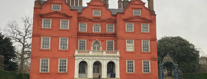 Kew Palace is one of London Life Style.