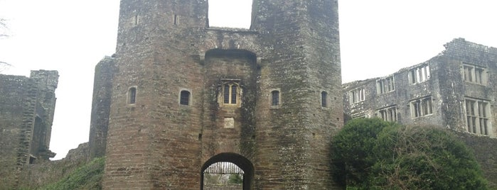 Berry Pomeroy Castle is one of Locais curtidos por Carl.