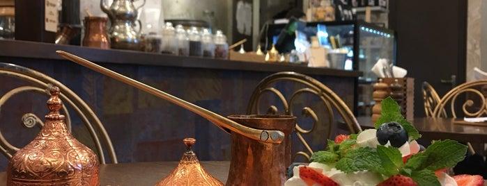 Cezve Coffee is one of Locais salvos de Holden.