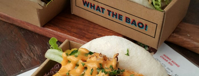 What The Bao! is one of + Perth 01.
