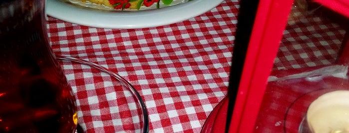 Tatlı Cadılar Home Cafe is one of Lieux sauvegardés par Namik.