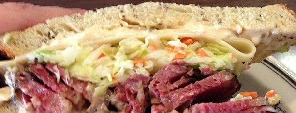 Langer's Delicatessen-Restaurant is one of Sandwich Must-Eats.