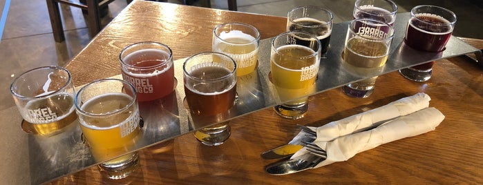 10 Barrel Brewing Company is one of Bend.