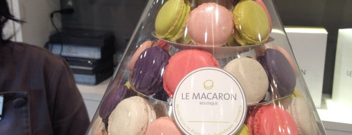 Le Macaron Boutique is one of Cuando vuelva al Df.