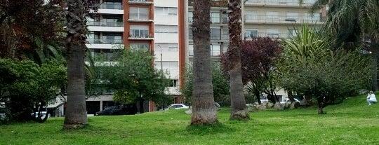 Parque de Villa Biarritz is one of Montevideo.